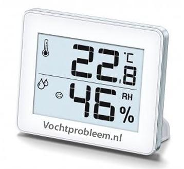 Hoge luchtvochtigheid in huis voorkomen